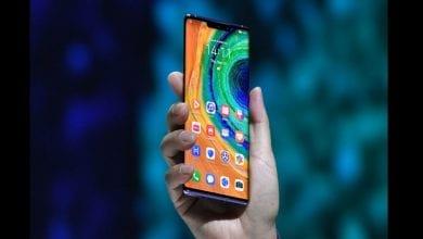 Photo de Huawei lance son nouveau smartphone sans services Google