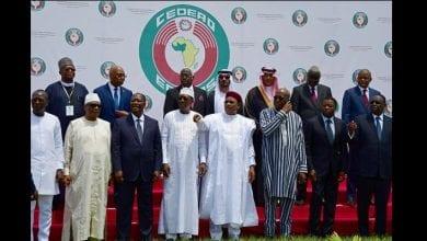 Photo de L'Afrique de l'Ouest va débourser 1 milliard de dollars pour lutter contre la menace islamiste