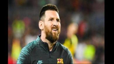 Photo de Lionel Messi désigne son attaquant favori de tous les temps