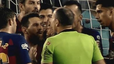 Photo de Lionel Messi : Sa stratégie pour défendre Dembélé après son carton rouge