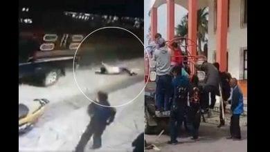 Photo de Mexique : un maire attaché à une camionnette et traîné dans les rues pour des promesses électorales non tenues (vidéo)