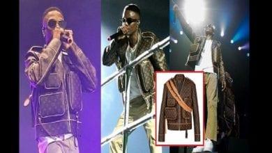 Photo de Wizkid : le prix fou de sa veste Louis Vuitton pour son concert à Londres-Vidéo