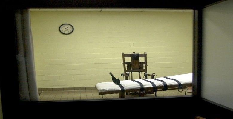 7797315569_une-chambre-de-la-mort-dans-une-prison-americaine-illustration