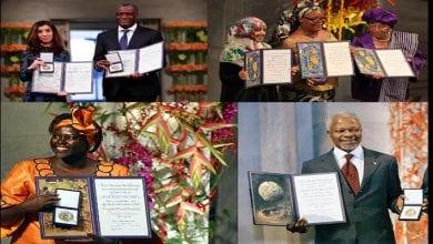 Photo de Prix Nobel de la paix: Découvrez les personnalités africaines l'ayant déjà reçu