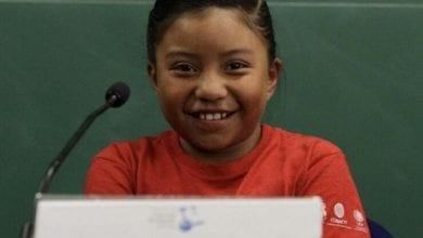 Photo de Une fillette de 8 ans invente un chauffe-eau solaire et remporte le prix des sciences nucléaires