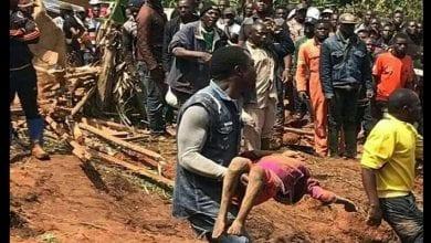 Photo de Drame au Cameroun: un glissement de terrain fait plusieurs morts et blessés