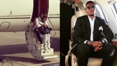 Photo de Samuel Eto'o et 3 autres footballeurs africains qui ont des jets privés