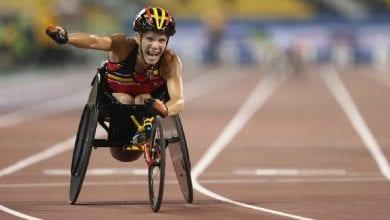 Photo de L'athlète paralympique belge, Marieke Vervoort, morte par euthanasie