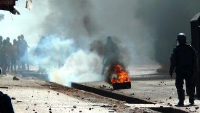 Photo de Guinée : Au moins deux morts et plusieurs blessés dans une manifestation pour la défense de la constitution