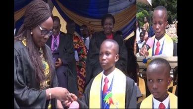 Photo de Viemens Bamfo : le Ghanéen de 12 ans qui est entré à l'Université sans faire le secondaire (vidéo)
