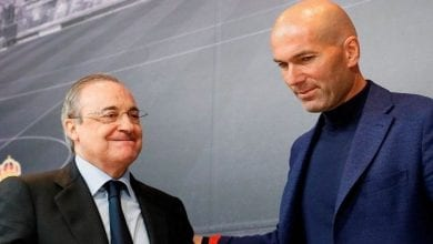 Photo de Réal Madrid: Florentino Perez a déjà une idée de celui qui pourrait remplacer zidane