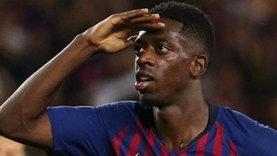 Photo de FC Barcelone: Le beau geste de Dembélé envers un fan (photo)