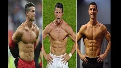 Photo de Cristiano Ronaldo dévoile le secret de son physique incroyable
