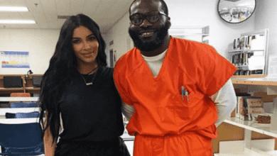 Photo de USA: Condamné à la prison à vie, il est libéré grâce à Kim Kardashian
