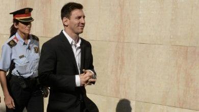 Photo de Lionel Messi: accusé de fraude, un tribunal espagnol à finalement rendu son verdict