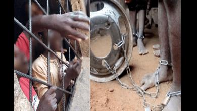 Photo de Nigeria : découverte d'un deuxième centre islamique avec des enfants enchaînés et maltraités (photos)