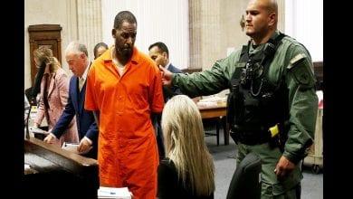 Photo de R. kelly : sa libération sous caution rejetée, il restera en prison jusqu'en 2020