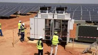 Photo de Sénégal: 300 villages  supplémentaires seront électrifiés grâce au photovoltaïque