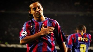 Photo de Retour sur son départ du Barça: Ronaldinho donne enfin la vraie raison
