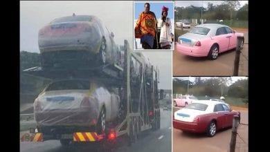 Photo de eSwatini : le roi importe 120 BMW après l'achat de 19 Rolls-Royce (photos)