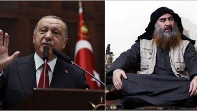 Photo de Abou Bakr al-Baghdadi: Erdogan affirme que la Turquie a arrêté sa femme