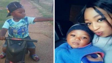 """Photo de Afrique du Sud: un père tue son fils de 3 ans pour """"un sacrifice à Dieu"""""""