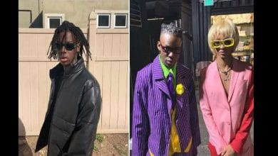 Photo de Le chanteur nigérian Rema célèbre Halloween avec le fils de Will Smith, Jaden Smith (Photos)
