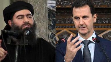 Photo de Mort d'Abu Bakr al-Baghdadi: l'étonnante déclaration de Bashar al-Assad qui sème le doute