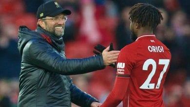 Photo de Liverpool: Quand Jürgen Klopp encense Divock Origi