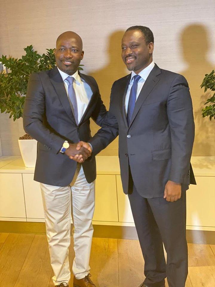 Côte d'Ivoire: Blé Goudé dévoile les raisons de sa rencontre avec Soro Guillaume à la Haye