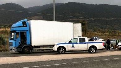 Photo de Grèce: Plus de 40 migrants retrouvés cachés dans un camion frigorifique