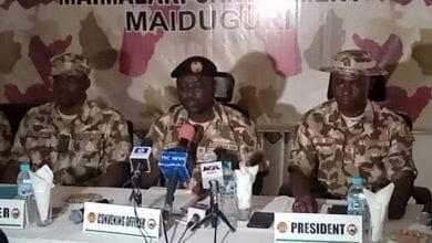 Photo de Nigeria: L'armée va poursuivre en justice 70 soldats impliqués dans la lutte contre Boko Haram