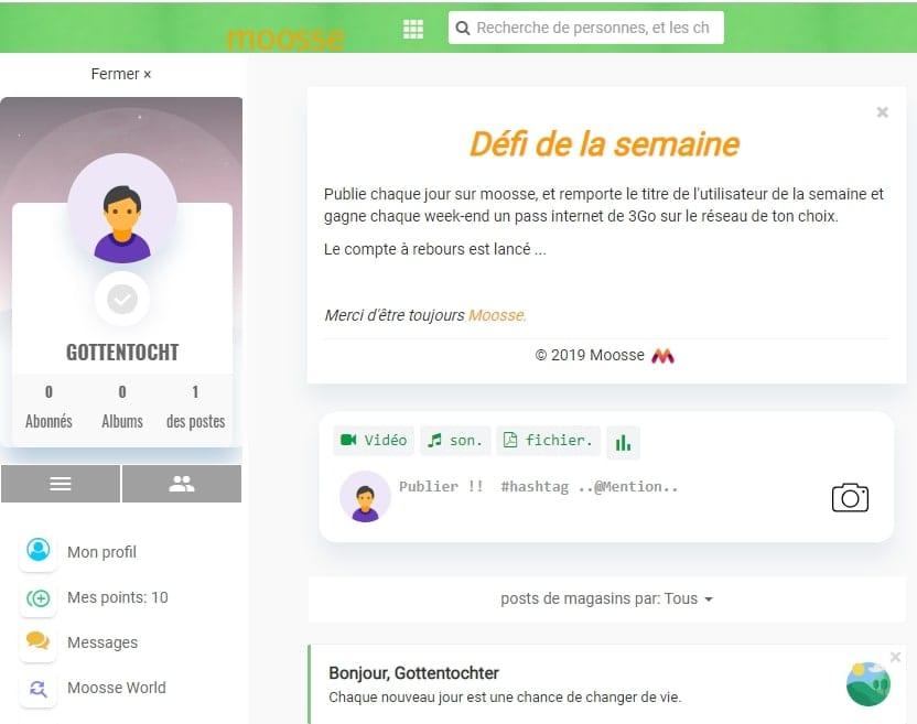 Technologie : « Moosse », le réseau social créé par deux jeunes ivoiriens
