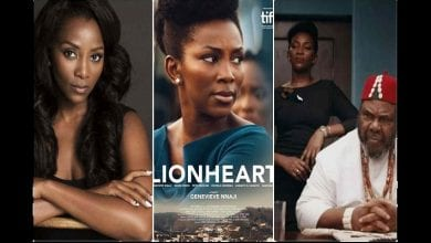 Photo de Le film « LionHeart » de Genevieve Nnaji disqualifié pour les Oscars, l'actrice nigériane réagit