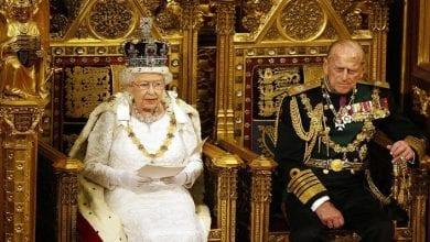 Photo de Angleterre: la reine Elizabeth II sur le point de céder son trône?