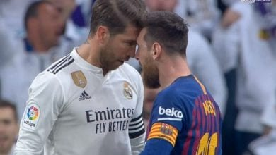 Photo de Réal Madrid: Sergio Ramos bat un record de Lionel Messi