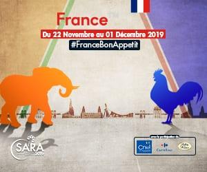SARA 2019 : Des produits français représentés en une seule marque au salon Internationale de l'Agriculture