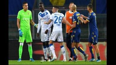 Photo de Serie A : Mario Balotelli victime de cris racistes, réagit-(vidéo)