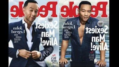 Photo de John Legend, élu l'homme le plus sexy de la planète en 2019 (photos)