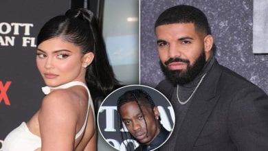 Photo de Kylie Jenner et Drake en couple? la rumeur enfle… Travis scott réagit!