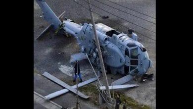 Photo de Mali: 13 soldats français tués dans le crash d'un hélicoptère