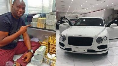 Photo de Arrestation d'Ismaila Mustapha, le Nigérian qui menait une vie extravagante à Dubaï