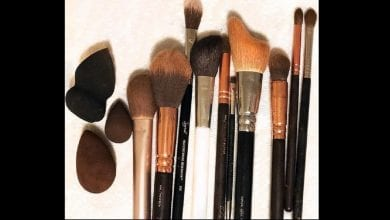 Photo de 4 produits ménagers que vous pouvez utiliser pour nettoyer vos pinceaux de maquillage