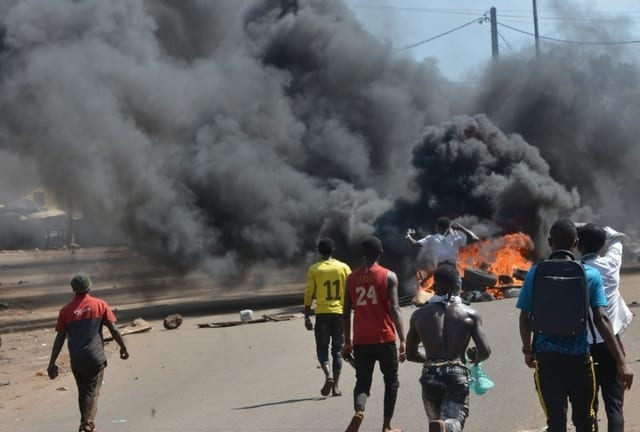 Guinée : une marche funèbre réprimée dans le sang, plusieurs morts enregistrés