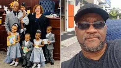 Photo de Un père célibataire adopte 5 frères et sœurs de moins de 6 ans ans pour qu'ils vivent ensemble (vidéo)