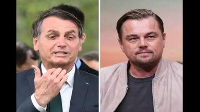 Photo de Brésil/Amazonie : le président accuse DiCaprio de financer les incendies, l'acteur lui répond!