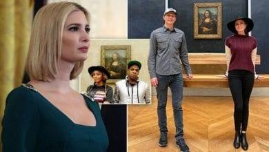Photo de France : quand Ivanka Trump imite le couple Beyonce et Jay-Z