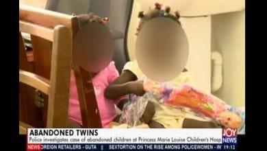 Photo de Ghana : une mère abandonne ses jumelles dans un hôpital à Accra