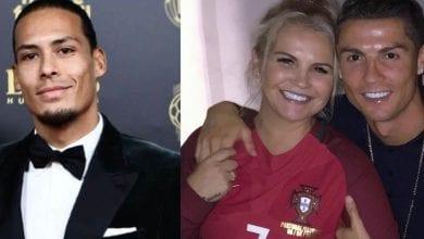 Photo de Ballon d'Or 2019: la sœur de Cristiano Ronaldo s'en prend à Virgil Van Dijk