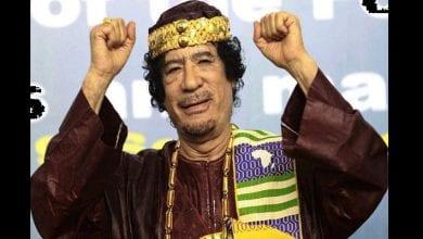 Photo de Libye : Six choses que vous ne saviez (peut-être) pas sur Mouammar Kadhafi (photos)
